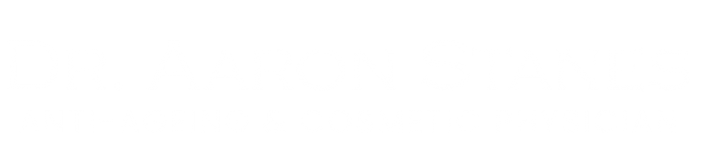 Home, Dr. Aaron Stanes   Anti Ageing and Cosmetic Medicine