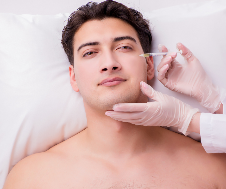 , Male Dermal Fillers, Dr. Aaron Stanes | Anti Ageing and Cosmetic Medicine